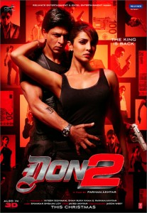 12dec don2preview 02 207x300 Shah Rukh Khans Christmas Gift to UK Fans: Don 2 on the 21st!