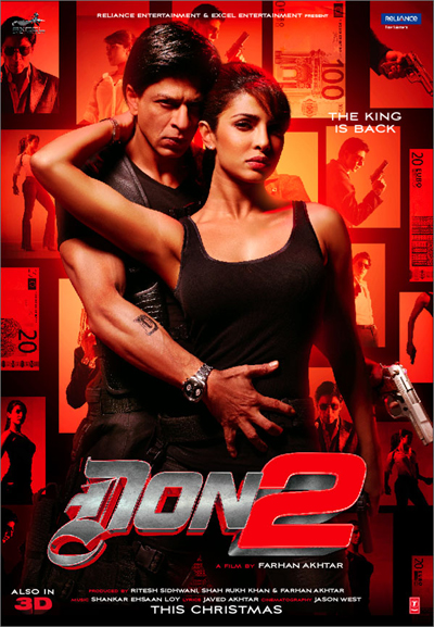 12dec don2preview 02 New Don 2 stills!