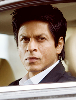 """Having done so many from the side of good, it's exciting to play the bad guy."" – Shah Rukh Khan"