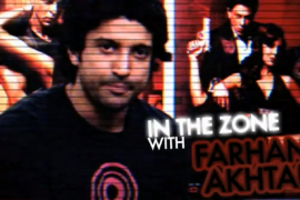 In the Zone with Faroutakhtar