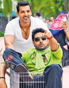 dostana movie wallpapers still photo gallery 2008 234x300 Dostana 2 Is On!