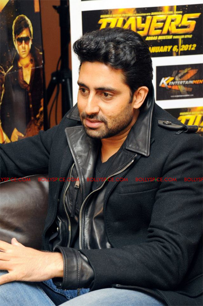 01jan abhiinterview 02 We are not here to win any awards or to get the greatest reviews  Abhishek Bachchan