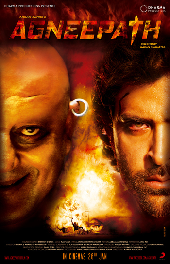 01jan agneepathdubai 08 Special Report: Hrithik and Sanjay promote Agneepath in Dubai