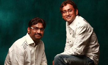 "01jan ajayatul 01 The music of Agneepath had to be full of grandeur and larger than life."" Music Directors Ajay Atul"