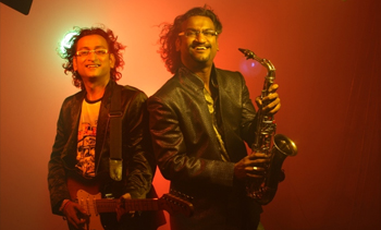 "01jan ajayatul 04 The music of Agneepath had to be full of grandeur and larger than life."" Music Directors Ajay Atul"
