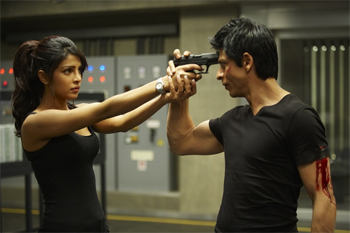 01jan don2uk 02 Don 2 stays strong in Top 10 UK Box Office charts!