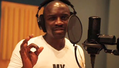 01jan entertainers akon Top 10 Entertainers of 2011