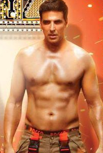 01jan hotbodies akshay Hot Bodies in Bollywood!