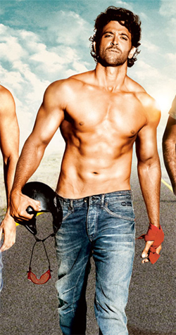01jan hotbodies hrithik Hot Bodies in Bollywood!