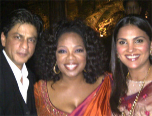 01jan oprah 01 Oprah loved partying with Bollywooders