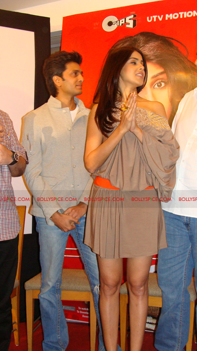 01jan terenaallaunch 06 Tere Naal Love Ho Gaya music launch