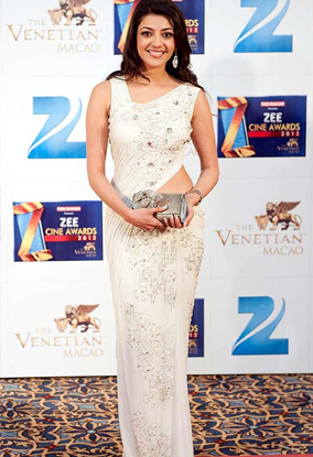 01jan whwn kajal Whos Hot Whos Not: Zee Cine Awards 2012
