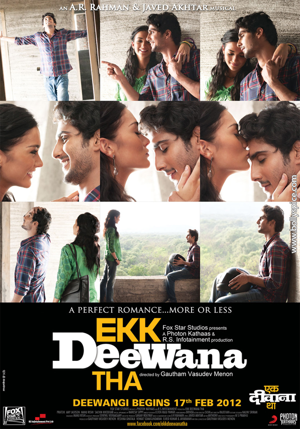 12jan EDT moments Fox Star India Releases New Poster for Ekk Deewana Tha