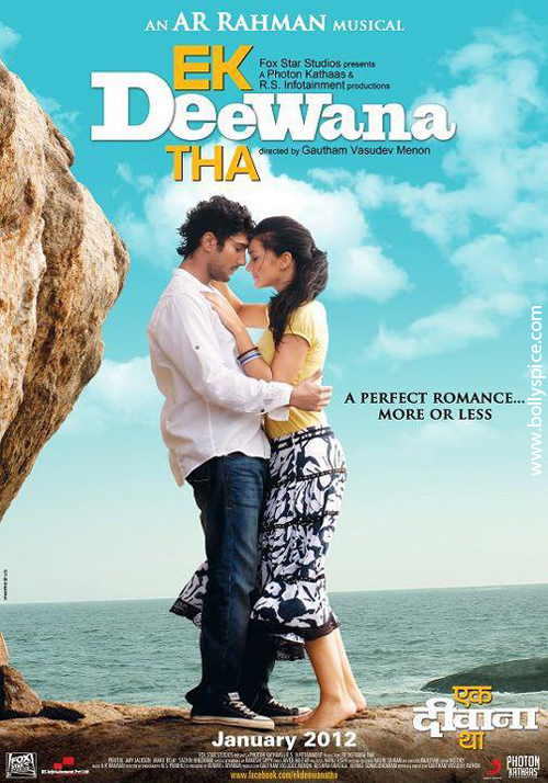 12jan EDT musicreview Ekk Deewana Tha Music Review