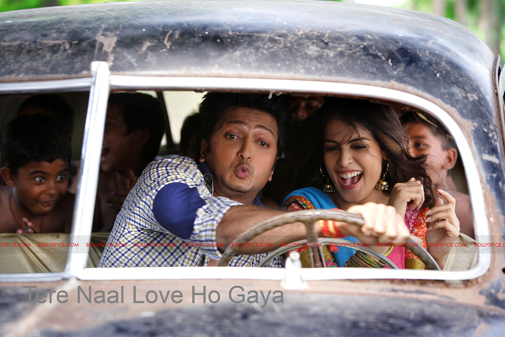 12jan TNLHG newsstills02 Piya O Re Piya  and more from Tere Naal Love Ho Gaya!