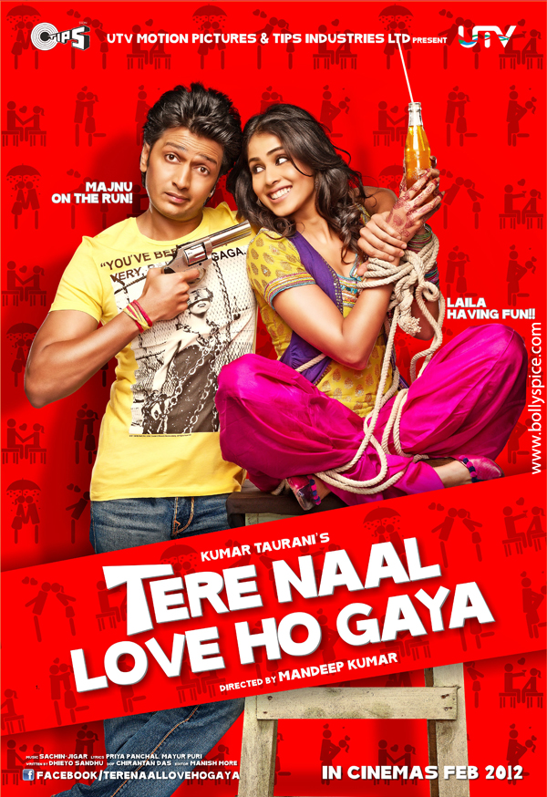 12jan TNLHG posters02 Piya O Re Piya  and more from Tere Naal Love Ho Gaya!