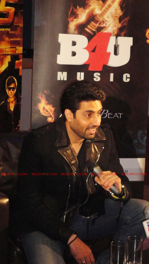 12jan abhi players PC01 Abhishek in London   Players press conference