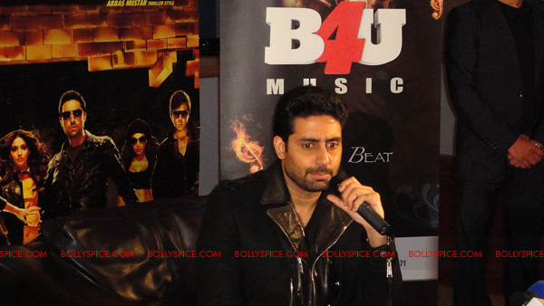 12jan abhi players PC05 Abhishek in London   Players press conference