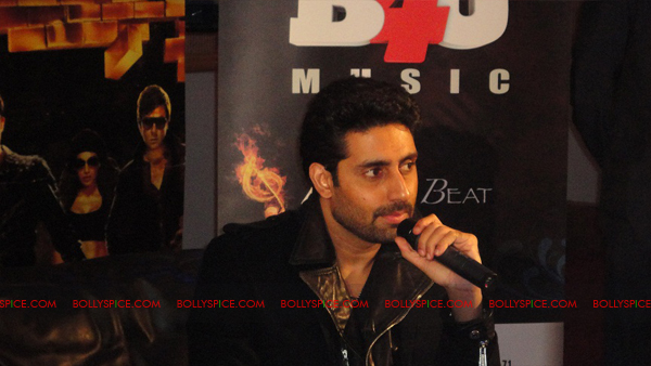 12jan abhi players PC07 Abhishek in London   Players press conference