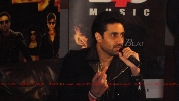 12jan abhi players PC08 Abhishek in London   Players press conference