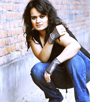 12jan aditi singh sharma031 I have been very lucky to have recorded super slamming songs with all the super heroes in the music industry...   Aditi Singh Sharma