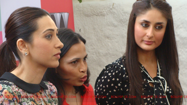 12jan kareena karishma rujuta17 Bebo And Lolo at Success Party of Tamasha