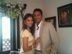 12jan lara babygirl 300x225 Its a girl for Lara Dutta and Mahesh Bhupathi
