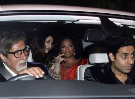 12jan oprah partybollywood01 Oprah loved partying with Bollywooders