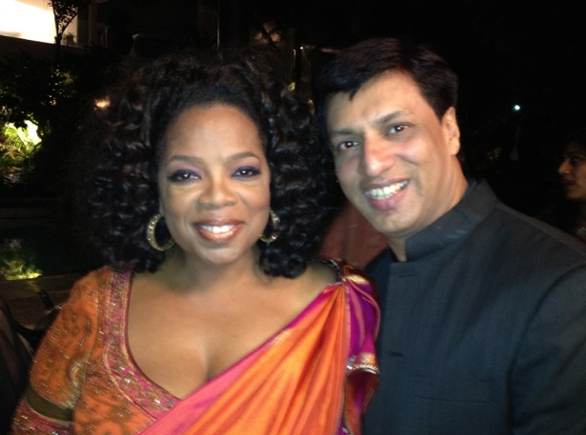 12jan oprah partybollywood06 Oprah loved partying with Bollywooders