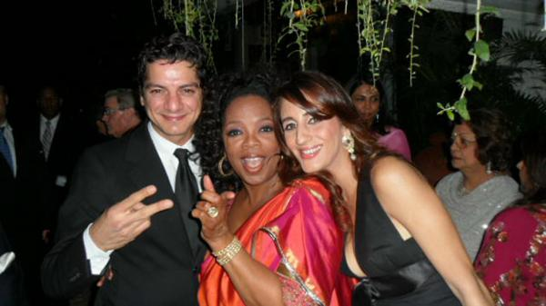 12jan oprah partybollywood08 Oprah loved partying with Bollywooders
