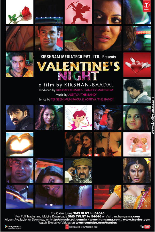 12jan valentinesnight01 Movie Valentines Night to release on 10th February