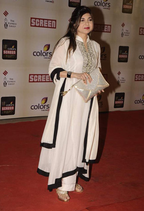 12jan whwn screenawards02 Who's Hot, Who's Not – Colors Screen Awards 2012