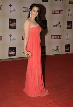 12jan whwn screenawards03 Who's Hot, Who's Not – Colors Screen Awards 2012
