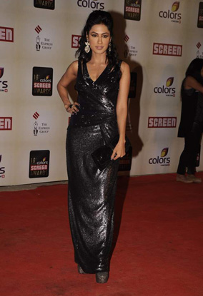 12jan whwn screenawards07 Who's Hot, Who's Not – Colors Screen Awards 2012