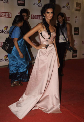 12jan whwn screenawards12 Who's Hot, Who's Not – Colors Screen Awards 2012