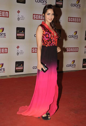 12jan whwn screenawards14 Who's Hot, Who's Not – Colors Screen Awards 2012