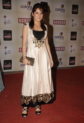 12jan whwn screenawards16 Who's Hot, Who's Not – Colors Screen Awards 2012