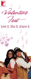 12jan yrf valentine fest Yash Raj Celebrates Valentine's Day with YRF Valentine Fest