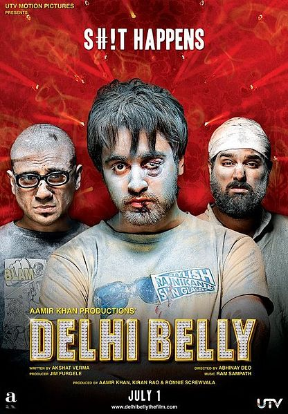 DelhiBelly Top 10 Grossers of 2011