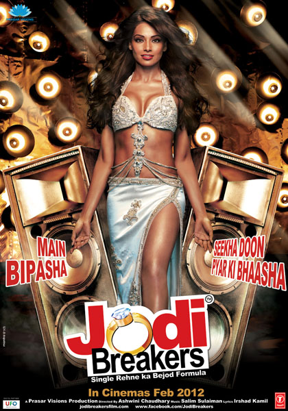 Poster 02 bipasha final Bipasha!   Jodi Breakers