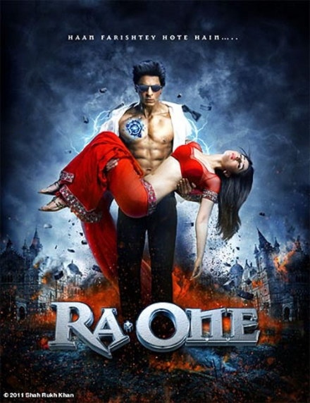 RaOne Top 10 Grossers of 2011