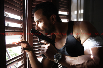 Saif AV12 Exclusive Stills of Saif Ali Khan as the hot Agent Vinod