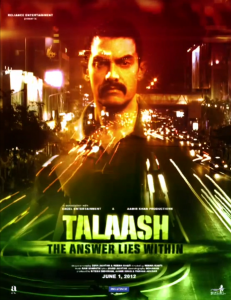 Talaash 231x300 Aamir, Rani and Kareenas Talaash postponed until November