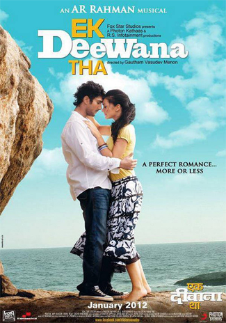 02feb edtmovie Ekk Deewana Tha Movie Review