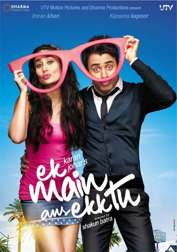 02feb ekmain moviereview Ek Main Aur Ekk Tu Movie Review