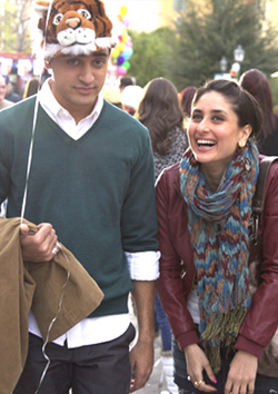 02feb imran 04 It's not really a rom com. Ek Main Aur Ekk Tu is a coming of age film.   Imran Khan