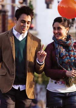 02feb imran 06 It's not really a rom com. Ek Main Aur Ekk Tu is a coming of age film.   Imran Khan