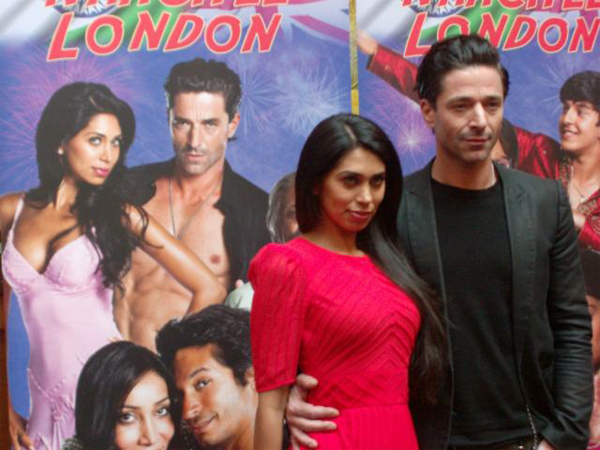 02feb naachlelondon 03 BollySpice at the press conference of the first ever Bolly Brit film Naachle London