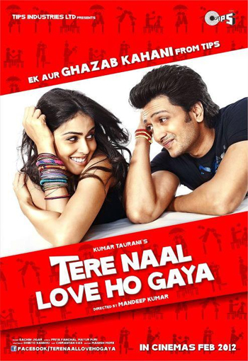 02feb terenaalmovie Tere Naal Love Ho Gaya Movie Review
