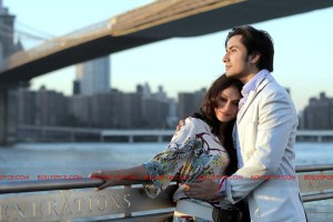 12feb ali aditi chemistry 300x200 Ali Zafar and Aditi Rao Hydari exude chemistry on & off screen   London Paris New York